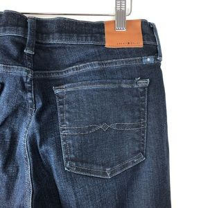 Lucky Brand Sweet Straight Blue Jeans